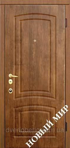 Вхідні двері Новий Світ Новосел Новосел М 7.5 Пароді