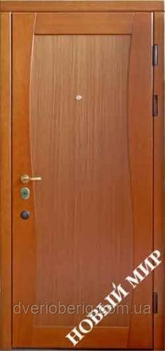 Входная дверь Новый Мир Новосёл Новосел М.5 Волна