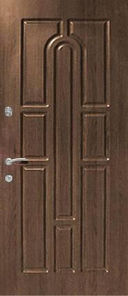 Входная дверь Термопласт Одностворчатые 114, фото 2