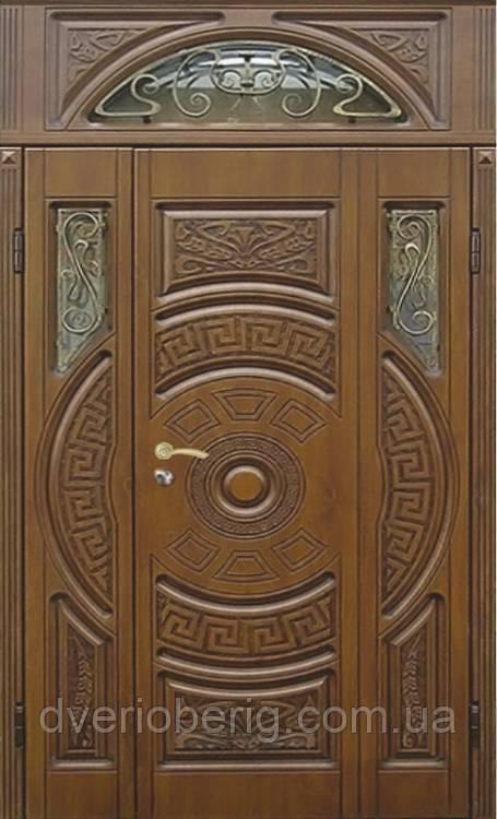 Входная дверь Термопласт Полуторные 23