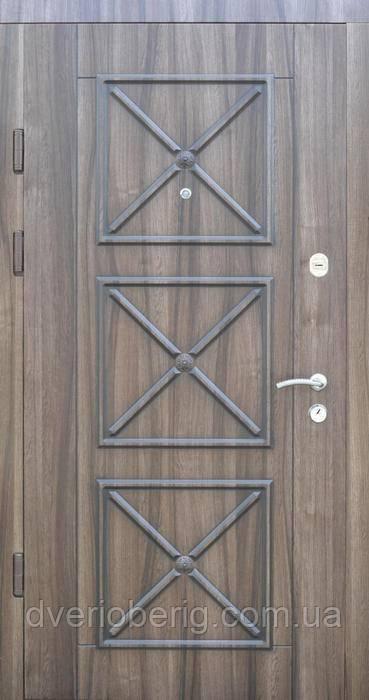 Входная дверь Термопласт Одностворчатые 72