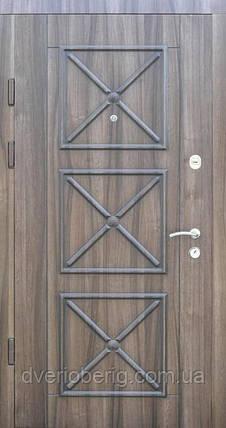 Входная дверь Термопласт Одностворчатые 72, фото 2