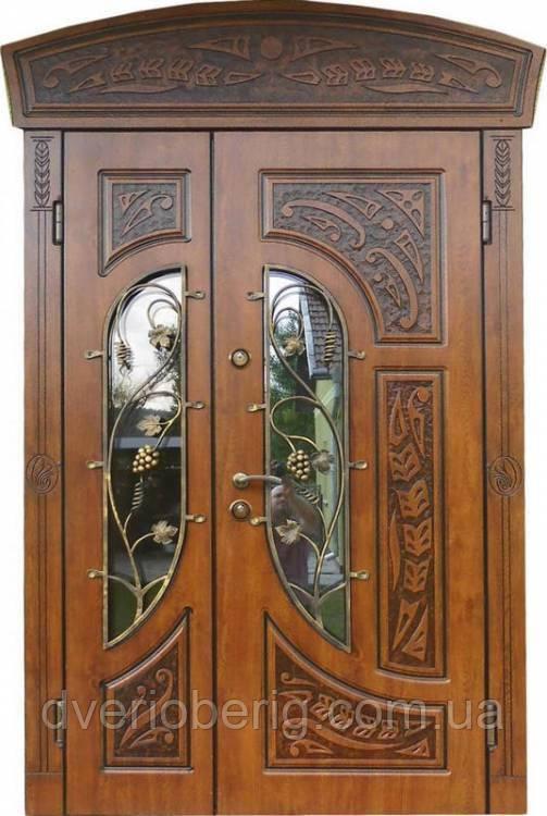 Входная дверь Термопласт Полуторные 29