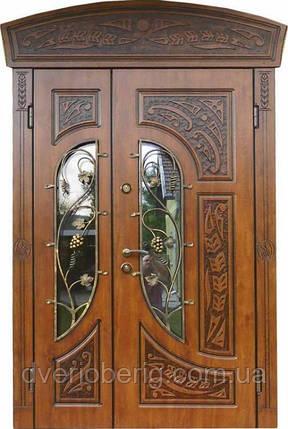Входная дверь Термопласт Полуторные 29, фото 2