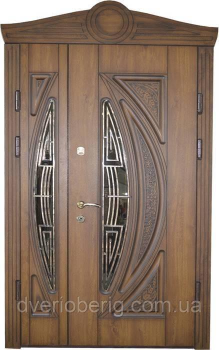Входная дверь Термопласт Полуторные 3