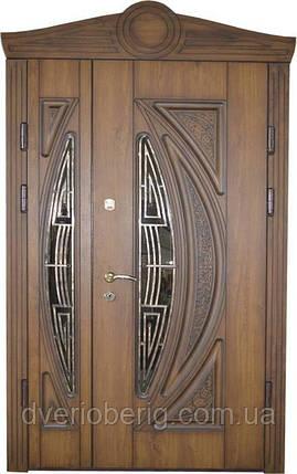Входная дверь Термопласт Полуторные 3, фото 2