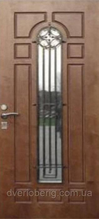 Входная дверь Термопласт Одностворчатые 91