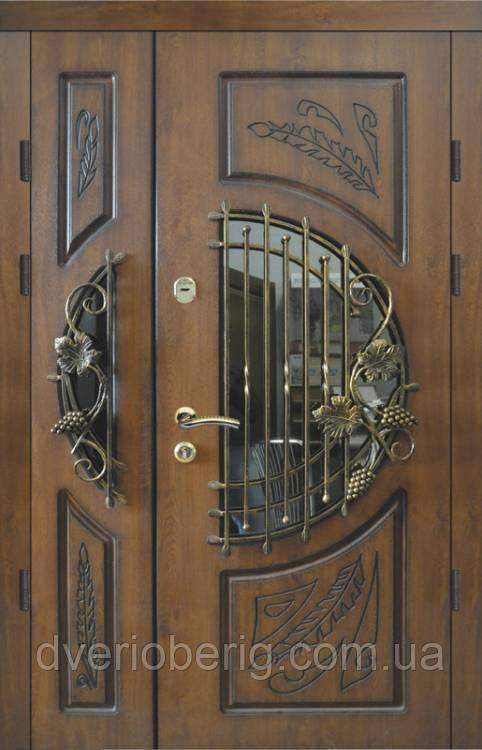 Входная дверь Термопласт Полуторные 8
