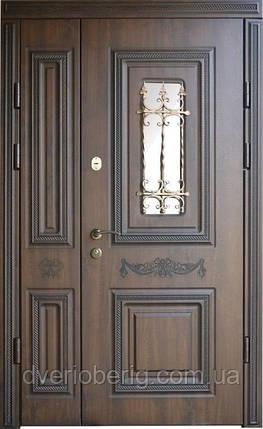 Входная дверь Термопласт Полуторные 6, фото 2