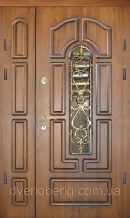 Входная дверь Термопласт Полуторные 33