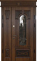Входная дверь Термопласт Полуторные 37