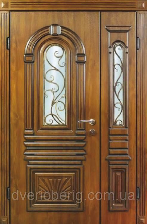 Входная дверь Термопласт Полуторные 16