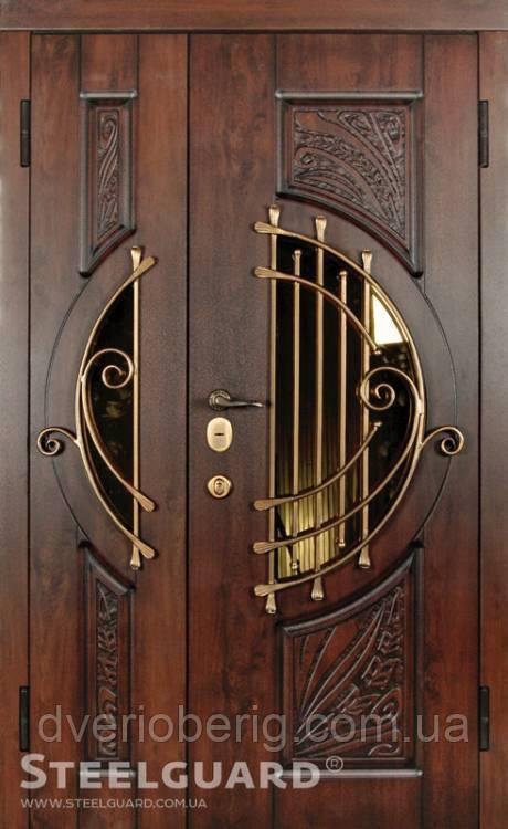 Входная дверь Steelguard Largo SOPRANO Big