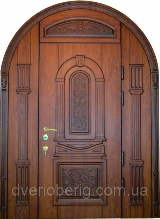 Входная дверь Термопласт Полуторные 40