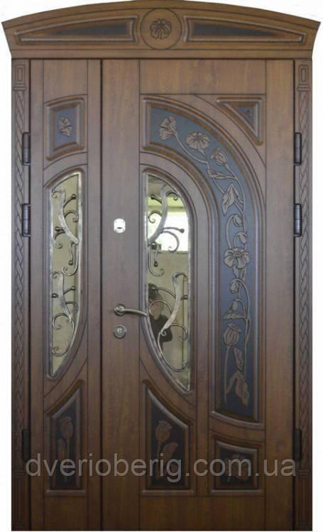 Входная дверь Термопласт Полуторные 38