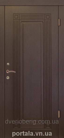 Входная дверь Портала Lux Спикер Lux