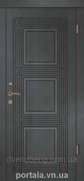 Входная дверь Портала Elite Министр Elite