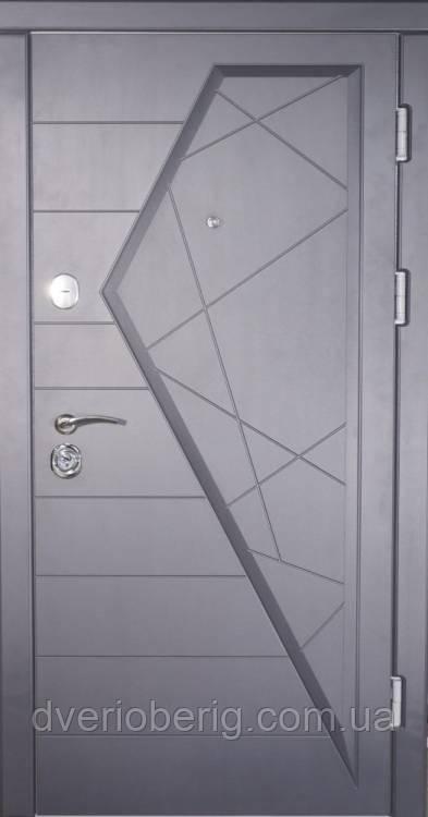 Входная дверь Very Dveri МДФ Айсберг Графит