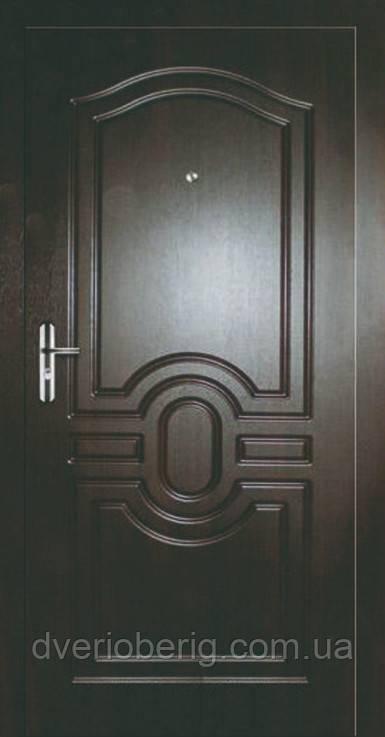 Входная дверь Термопласт Одностворчатые 118