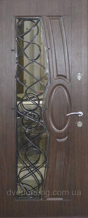 Входная дверь Термопласт Одностворчатые 107