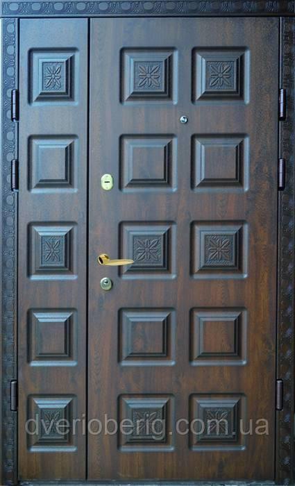 Входная дверь Термопласт Полуторные 44
