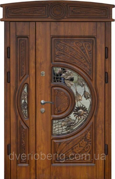 Входная дверь Термопласт Полуторные 24