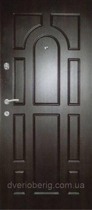 Входная дверь Термопласт Одностворчатые 115