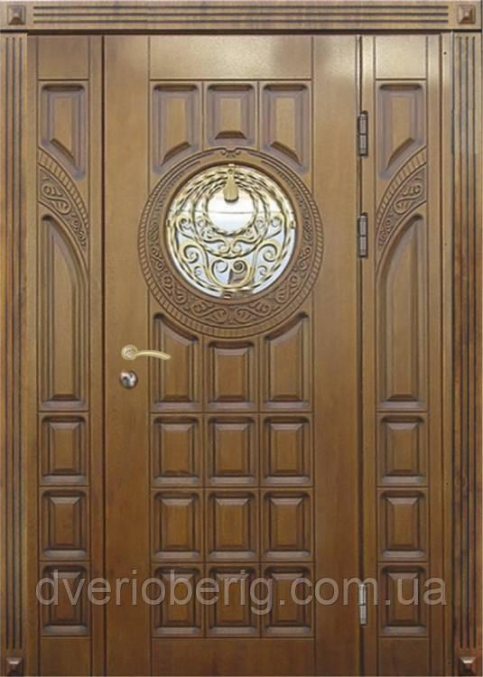 Входная дверь Термопласт Полуторные 27