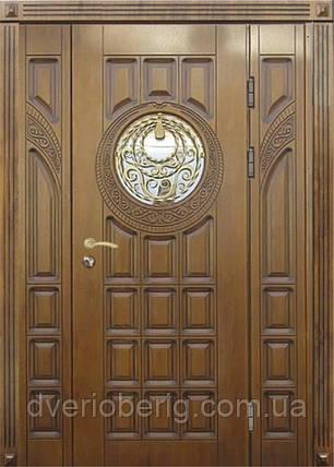 Входная дверь Термопласт Полуторные 27, фото 2