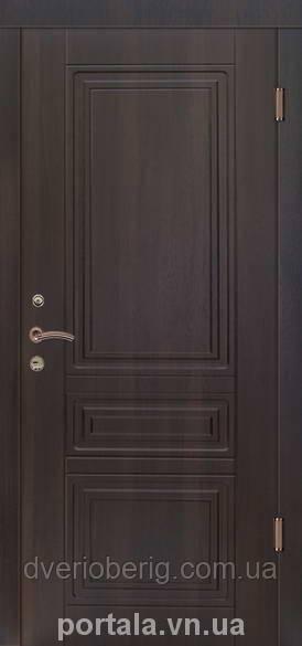 Вхідні двері Порталу Elite Рубін Elite