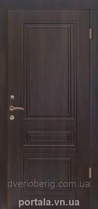 Вхідні двері Порталу Elite Рубін Elite, фото 2