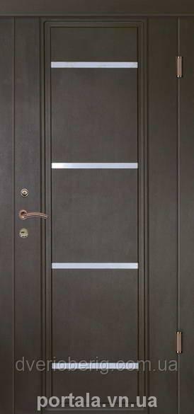 Входная дверь Портала Lux Вена Lux