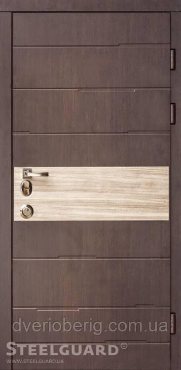 Входная дверь Steelguard Solid STEN