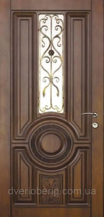 Входная дверь Термопласт Одностворчатые 54