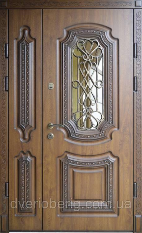 Входная дверь Термопласт Полуторные 17