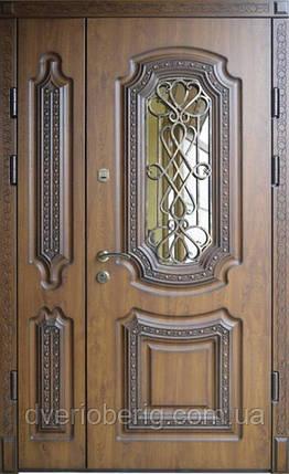 Входная дверь Термопласт Полуторные 17, фото 2
