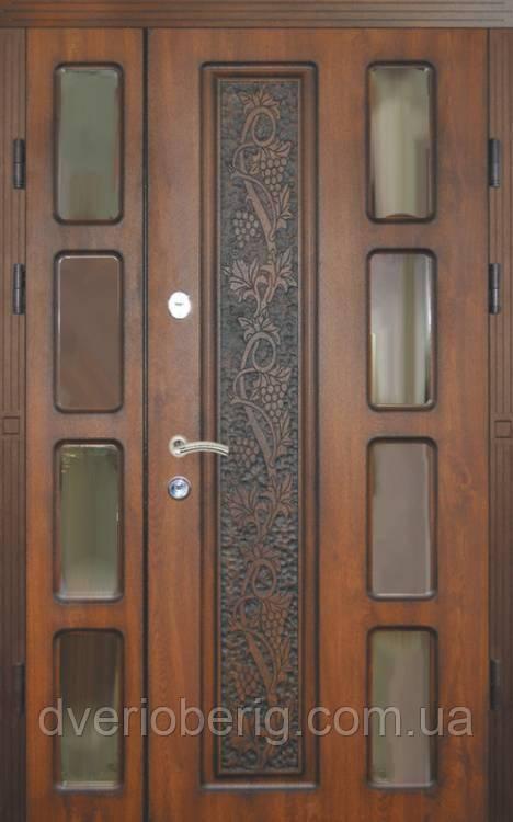 Входная дверь Термопласт Полуторные 7