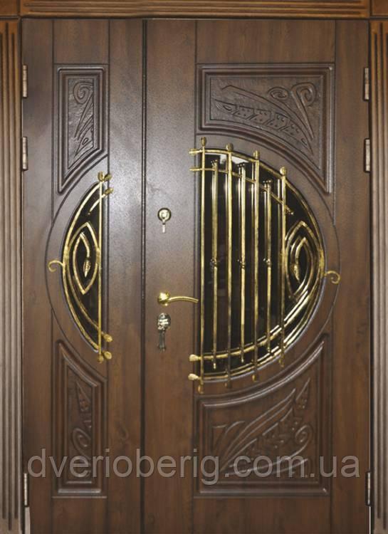 Входная дверь Термопласт Полуторные 35