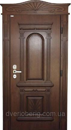 Входная дверь Термопласт Одностворчатые 61, фото 2