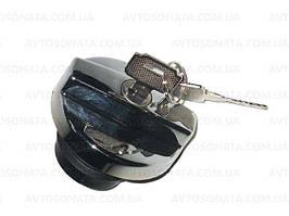 Крышка бака Самара SBR GP-08 Chrome под ключ