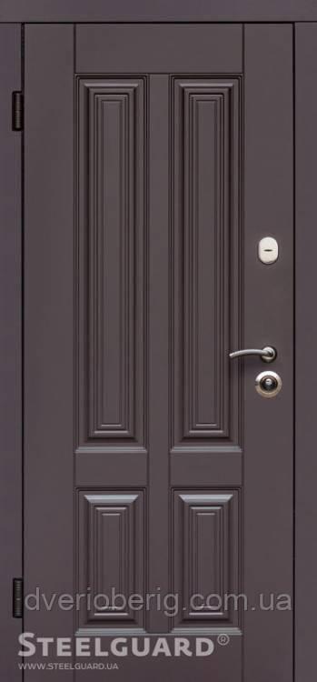 Входная дверь Steelguard Resiste Balta