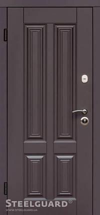 Входная дверь Steelguard Resiste Balta, фото 2