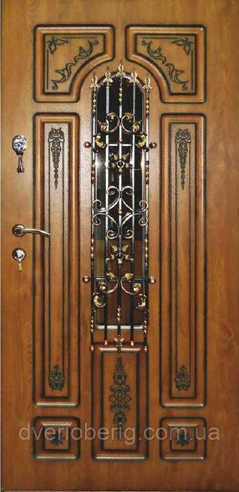 Входная дверь Термопласт Одностворчатые 58