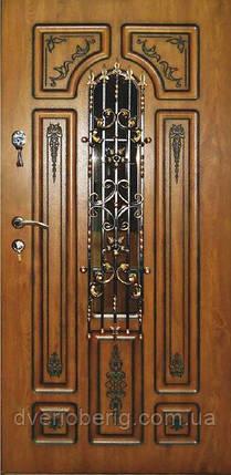 Входная дверь Термопласт Одностворчатые 58, фото 2