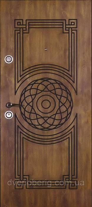 Входная дверь Термопласт Одностворчатые 69