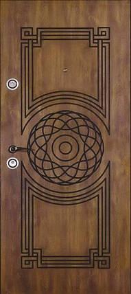 Входная дверь Термопласт Одностворчатые 69, фото 2