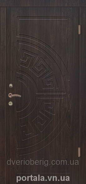 Входная дверь Портала Elite Греция Elite