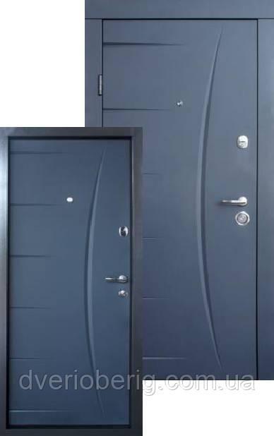 Входная дверь Qdoors Премиум Глория графит