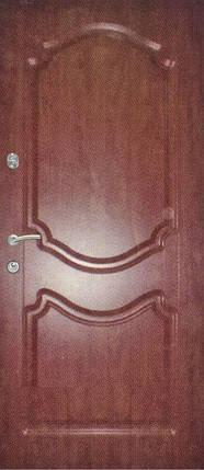 Входная дверь Термопласт Одностворчатые 112, фото 2