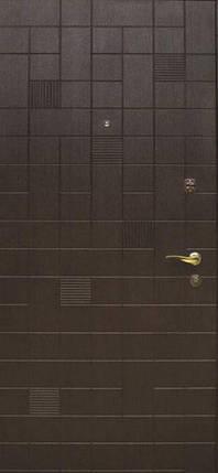 Входная дверь Термопласт Одностворчатые 166, фото 2